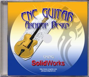 Archtop 3d Modeling DVD