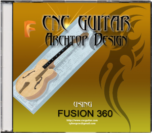 Fusion 360 Archtop Guitar 4